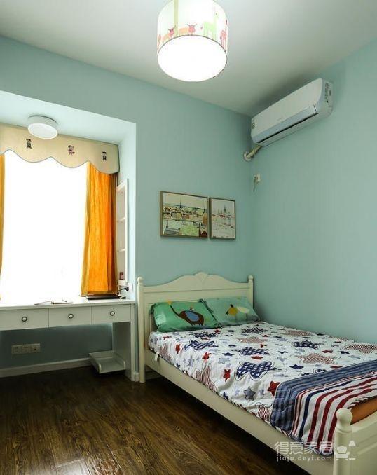 入住65平北欧两室,效果大气温馨