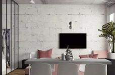 50平方 工业风LOFT 完美的一居室图_8