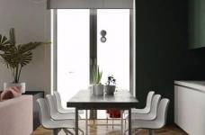 50平方 工业风LOFT 完美的一居室图_6