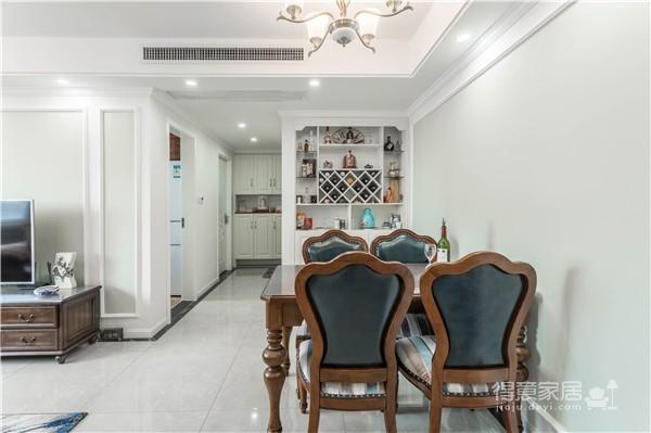 徐东雅苑94平米美式风格案例图_19
