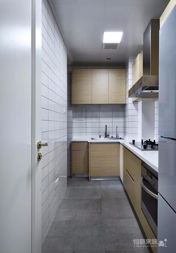 美林青城 85平方两室两厅 现代北欧风图_6