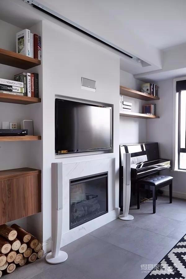 美林青城 85平方两室两厅 现代北欧风图_1