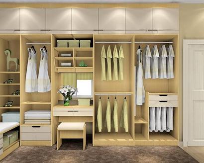 ●衣柜格局有讲究,这样设计才最实用