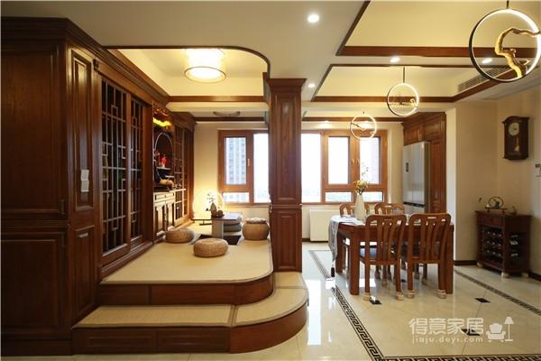 佛系青年的中式禅意之家,不需要奢华,但一定要雅致!