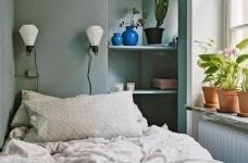 30㎡单身公寓设计,小而美的粉色蜗居图_6