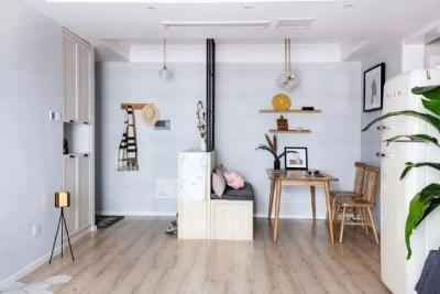 小夫妻79㎡婚房,温馨舒适,最具特色的小户型案例!