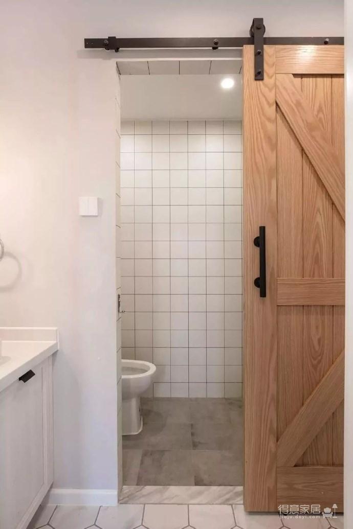 小夫妻79㎡婚房,温馨舒适,最具特色的小户型案例!图_8