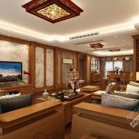 新中式居室的成长记录