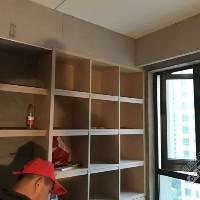 115平现代简约小屋装修进行中 第一次装修的