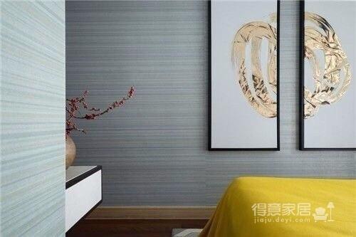 常青南园 新中式风格 130平方 现代中式元素图_4