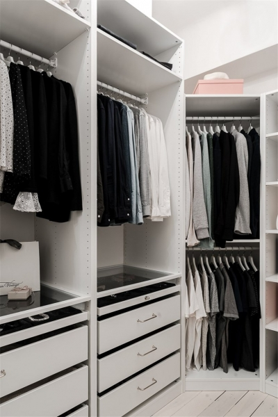 北欧全白两室公寓,那么简单却能那么美~