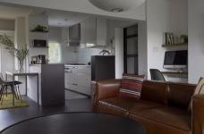 这间小公寓 改造后功能齐全自然而舒适图_1