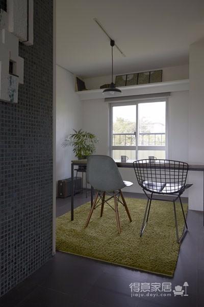 这间小公寓 改造后功能齐全自然而舒适图_3