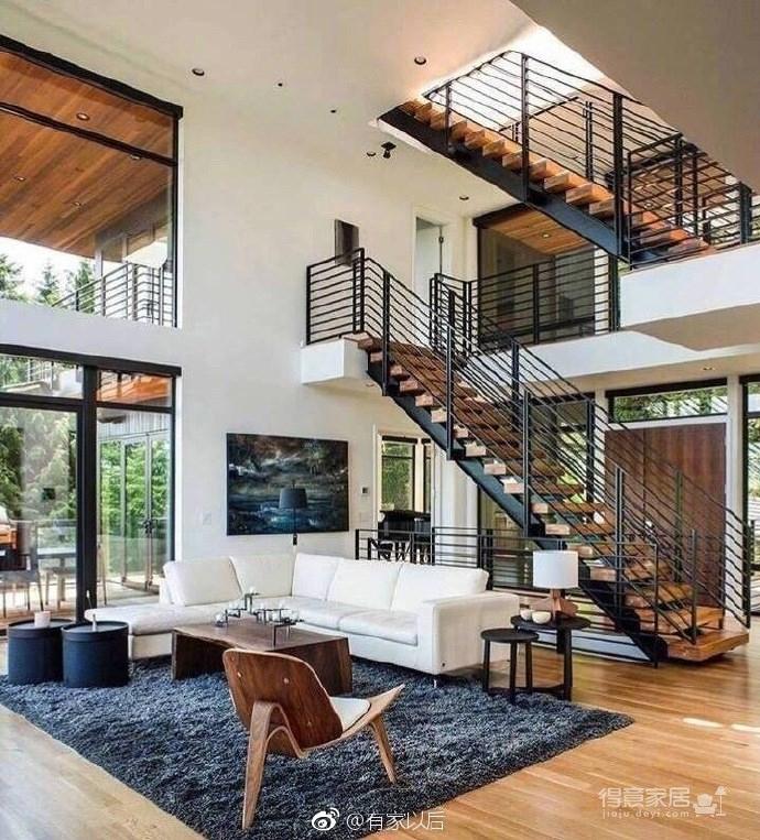 梦想就是拥有一栋属于自己的复式楼呀