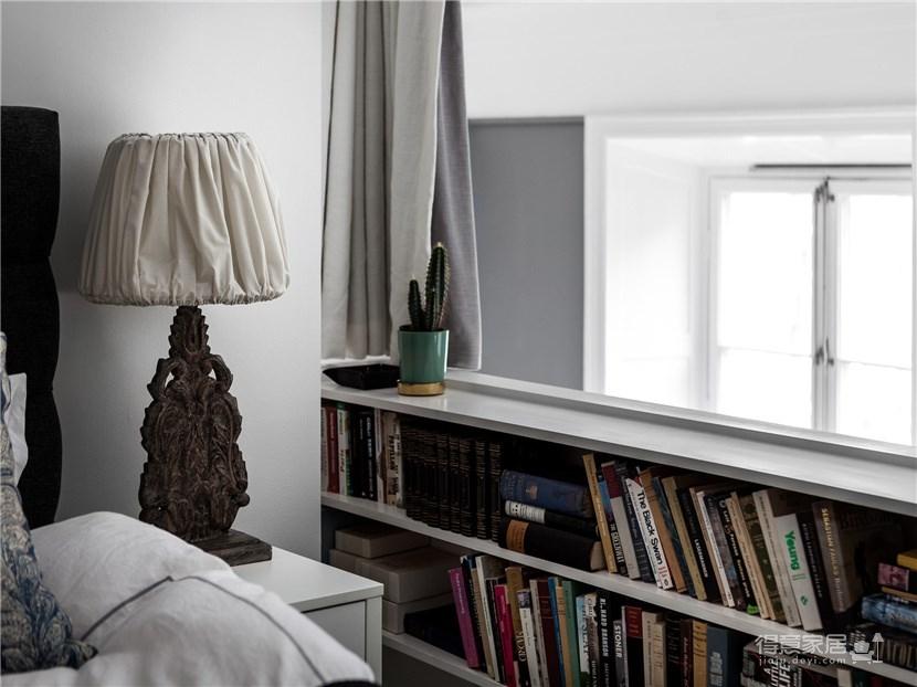灰色主题loft,极简中的沉静图_8