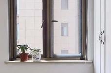 89㎡地中海,客厅的吊扇灯,有档次!图_8