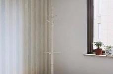 89㎡地中海,客厅的吊扇灯,有档次!图_5