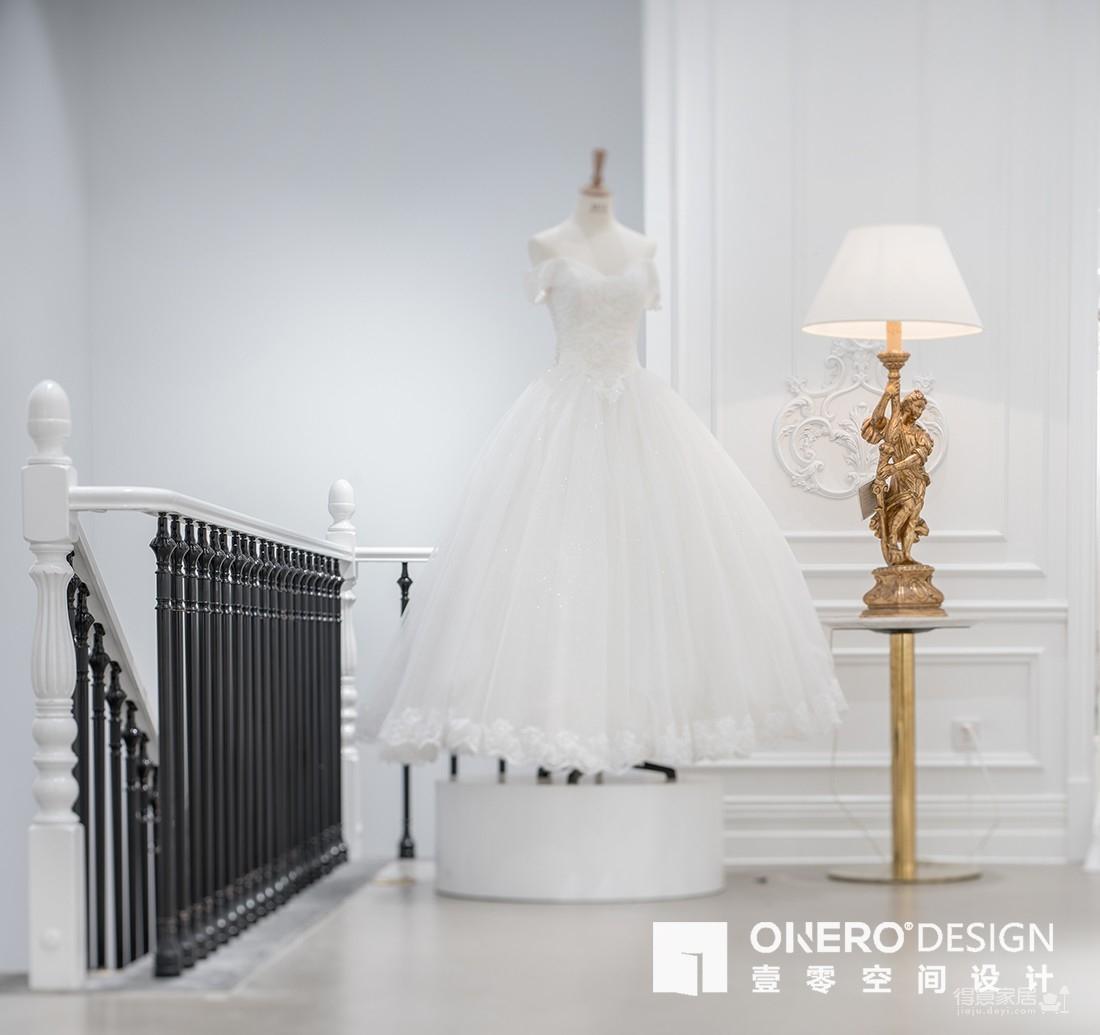 法式庄园里的高定婚纱店,女生心驰神往的精致优雅空间!图_11