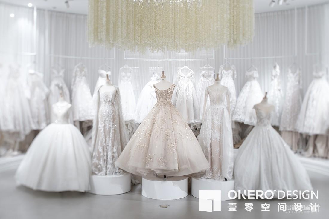 法式庄园里的高定婚纱店,女生心驰神往的精致优雅空间!图_5