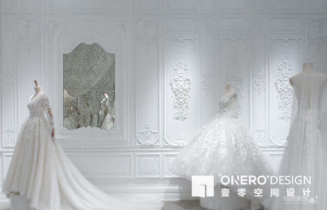 法式庄园里的高定婚纱店,女生心驰神往的精致优雅空间!图_4