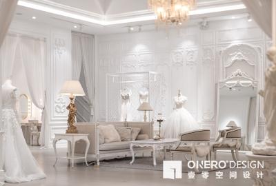 法式庄园里的高定婚纱店,女生心驰神往的精致优雅空间!