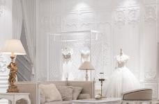 法式庄园里的高定婚纱店,女生心驰神往的精致优雅空间!图_1
