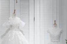 法式庄园里的高定婚纱店,女生心驰神往的精致优雅空间!图_3