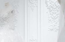 法式庄园里的高定婚纱店,女生心驰神往的精致优雅空间!图_12