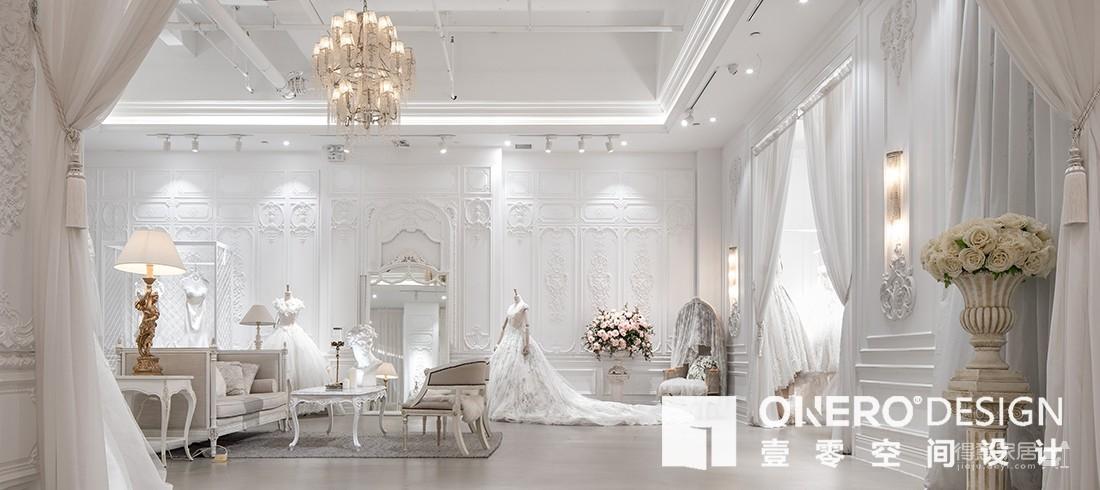 法式庄园里的高定婚纱店,女生心驰神往的精致优雅空间!图_6