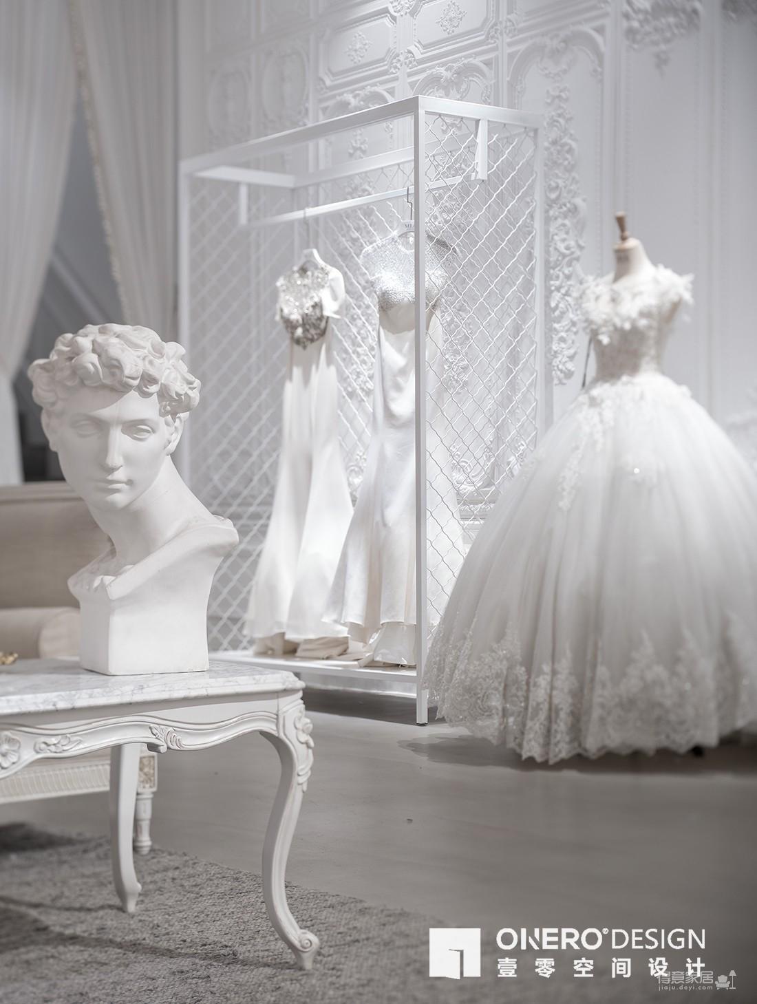 法式庄园里的高定婚纱店,女生心驰神往的精致优雅空间!图_7