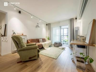 No.42| 温暖原木调,让家充满自然感 —上海公馆