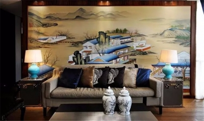 95平中式风格家装,演绎中式的优雅!