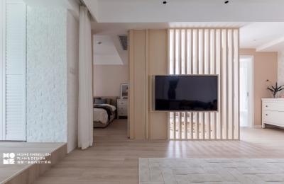设计公司把房子装完后,我毫不犹豫地从原来的家搬进了出租房