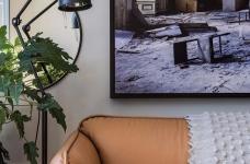 北欧风92平米公寓,内里充满艺术气息图_1