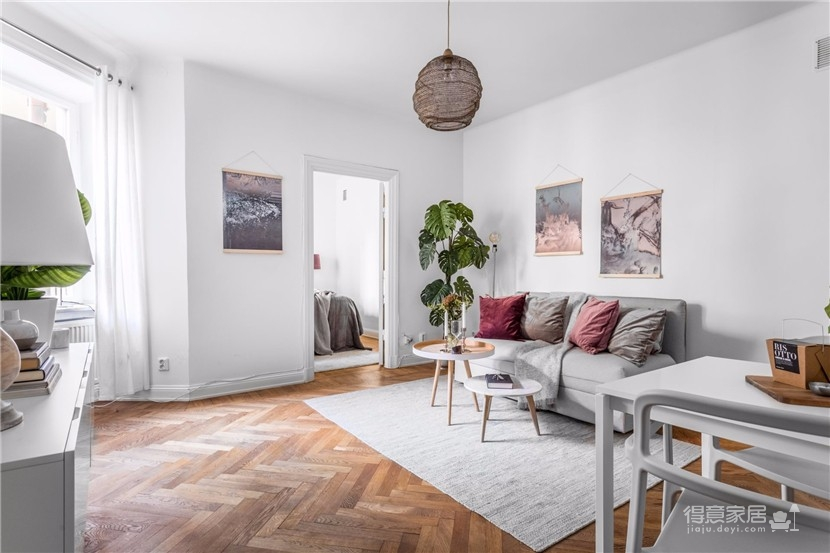 38平米北欧公寓图_1
