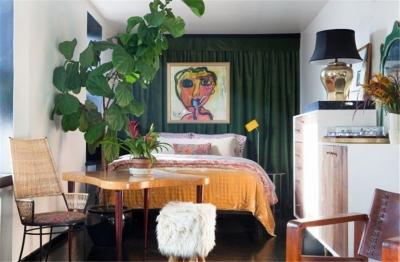 波西米亚异域风情公寓
