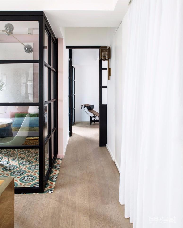 这间公寓,既是他们的家,也是他们作品的展厅图_3
