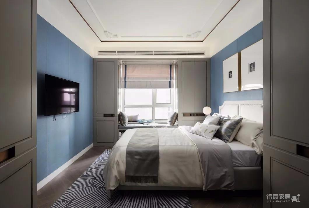 云海天地 轻奢现代三室一厅