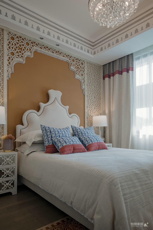 摩洛哥风格家居设计,精致而又柔美!