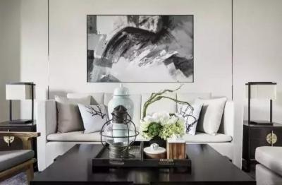 新中式家居设计,打造您想要的水墨之家