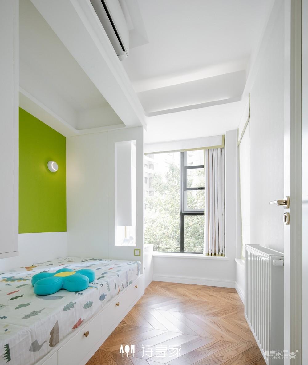 首发|打通两套三居室,颠覆性改动带来一个极具互动感的家!