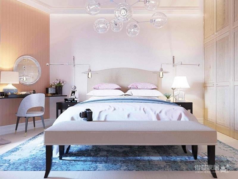 粉色家居可以精致文雅,仙女心粉色房