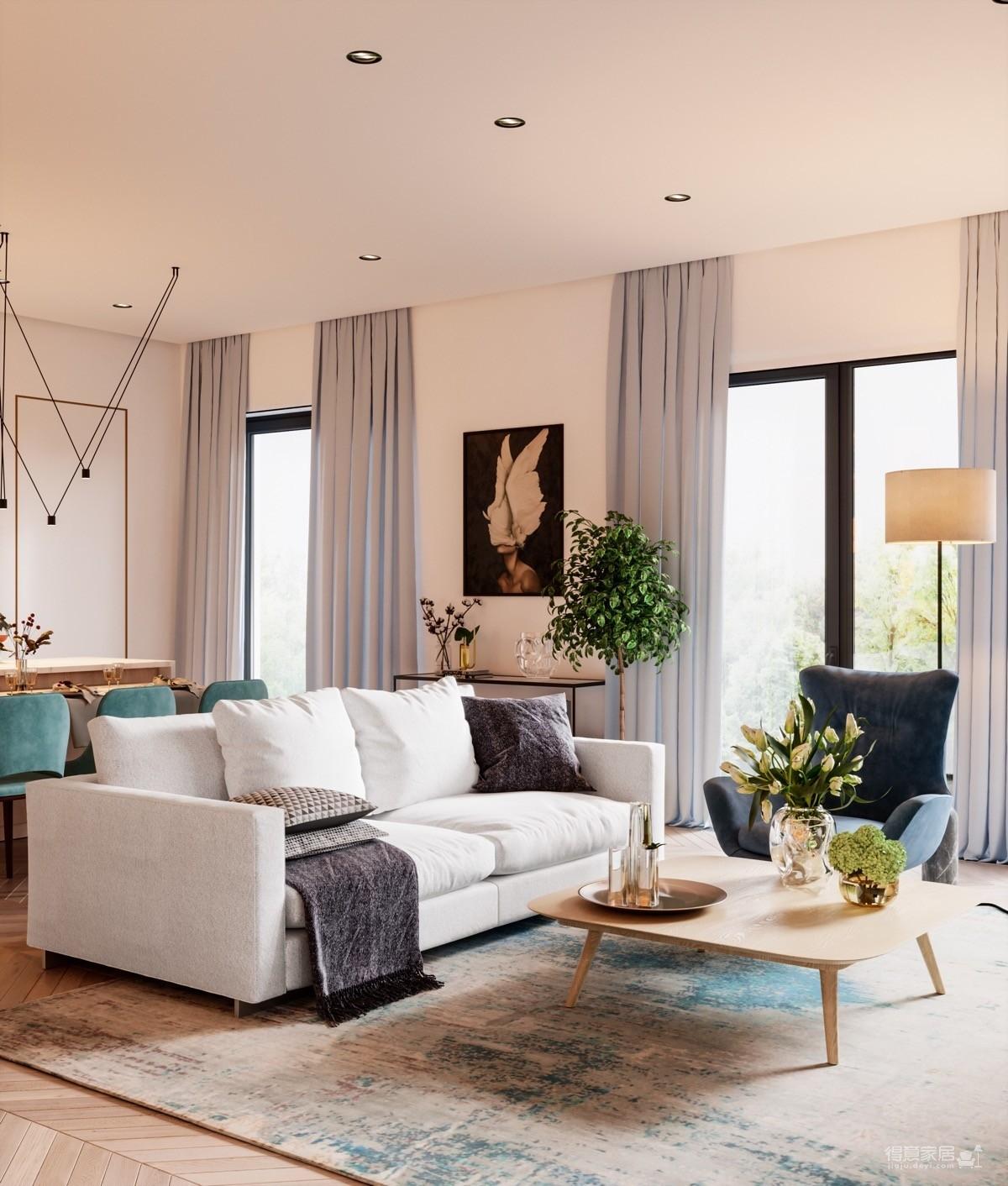 美丽温馨的家居装修设计