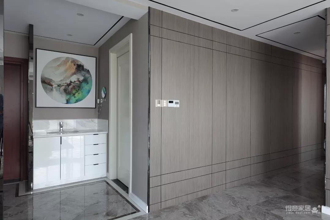 现代简约,精致高贵,优雅大方的客厅配色