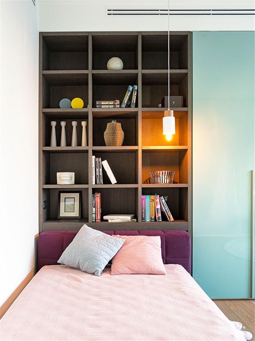 现代简约亲子公寓