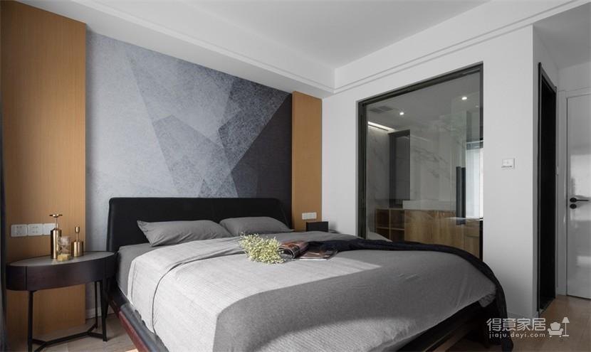 120平现代风三室两厅,以光作画