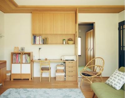 101平温馨日式公寓,原木质感十足
