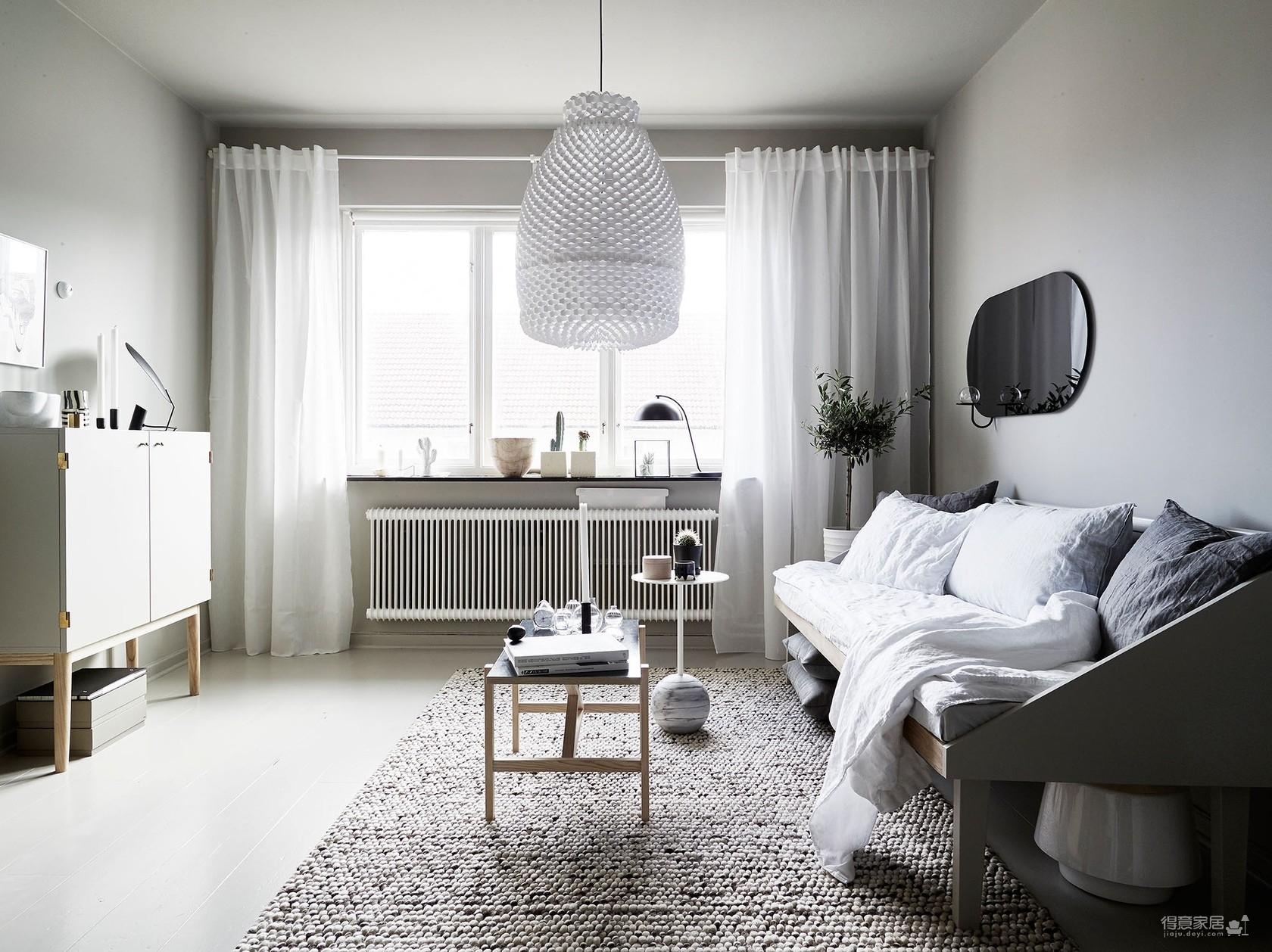 25.5㎡实用小公寓,魅力十足图_1