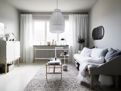 25.5㎡实用小公寓,魅力十足