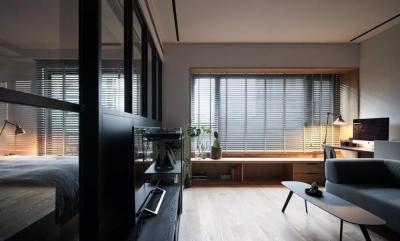 45㎡现代小公寓,简单清新,这才是我想要的舒适生活
